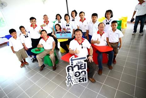 มูลนิธิเอสซีจี ผนึกกำลังจิตอาสาสร้างอาคารเรียน สร้างโอกาสแห่งการเรียนรู้ให้เด็กๆ บ้านบึงตะกาด จ.ระยอง